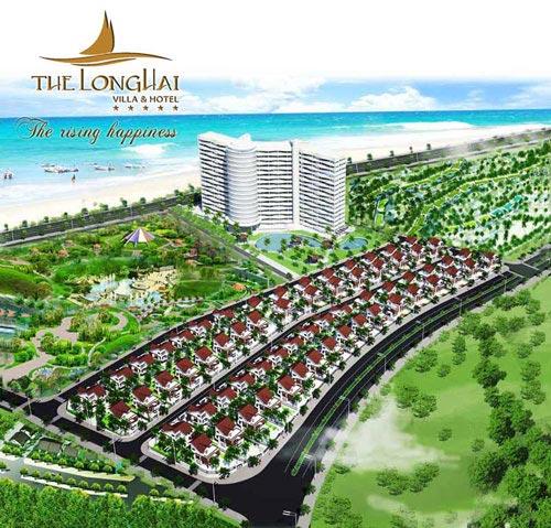 Khu biệt thự nghỉ dưỡng & Khách sạn The Long Hải (1)