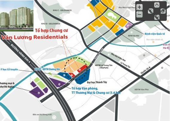 Khu đô thị mới Dương Nội (2)