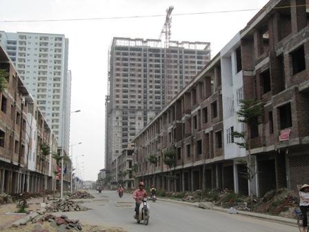 Khu đô thị mới Văn Khê (4)