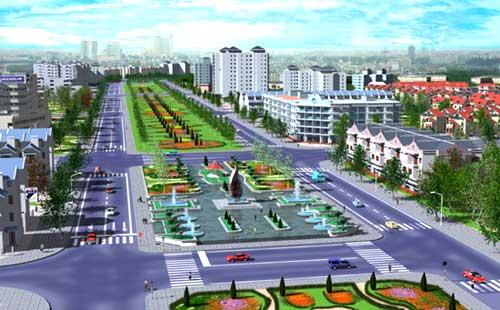 Khu đô thị Thanh Hà A (1)