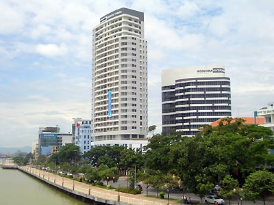 Khu phc hp Indochina Riverside Towers (3)