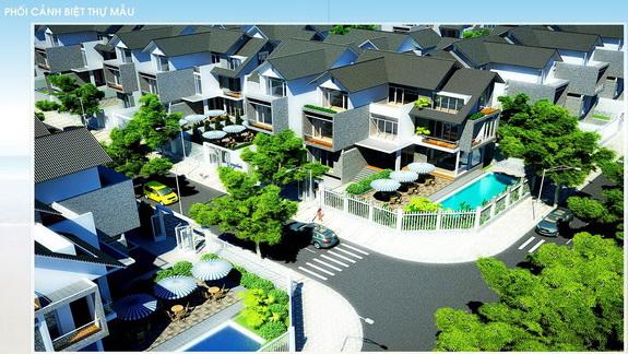 Khu biệt thự nghỉ dưỡng & Khách sạn The Long Hải (3)