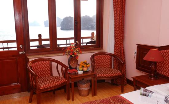 Khu nghỉ mát Cát Bà Sunrise Resort (5)