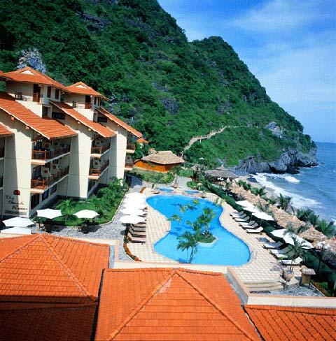 Khu nghỉ mát Cát Bà Sunrise Resort (1)