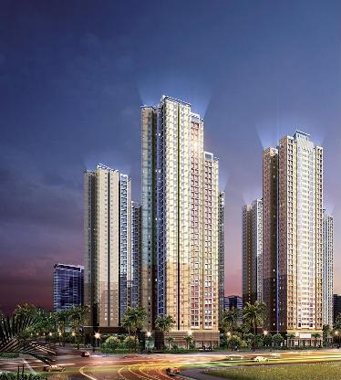 Tổ hợp chung cư cao cấp Daewoo - Cleve (6)