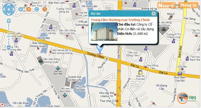 Tổ hợp trung tâm thương mại 102 Trường Chinh (2)
