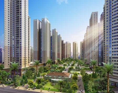 Tổ hợp chung cư cao cấp Daewoo - Cleve (7)