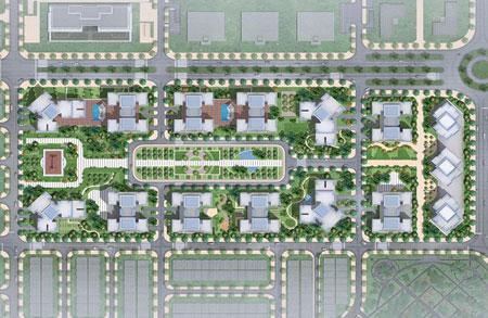 Tổ hợp chung cư cao cấp Daewoo - Cleve (4)