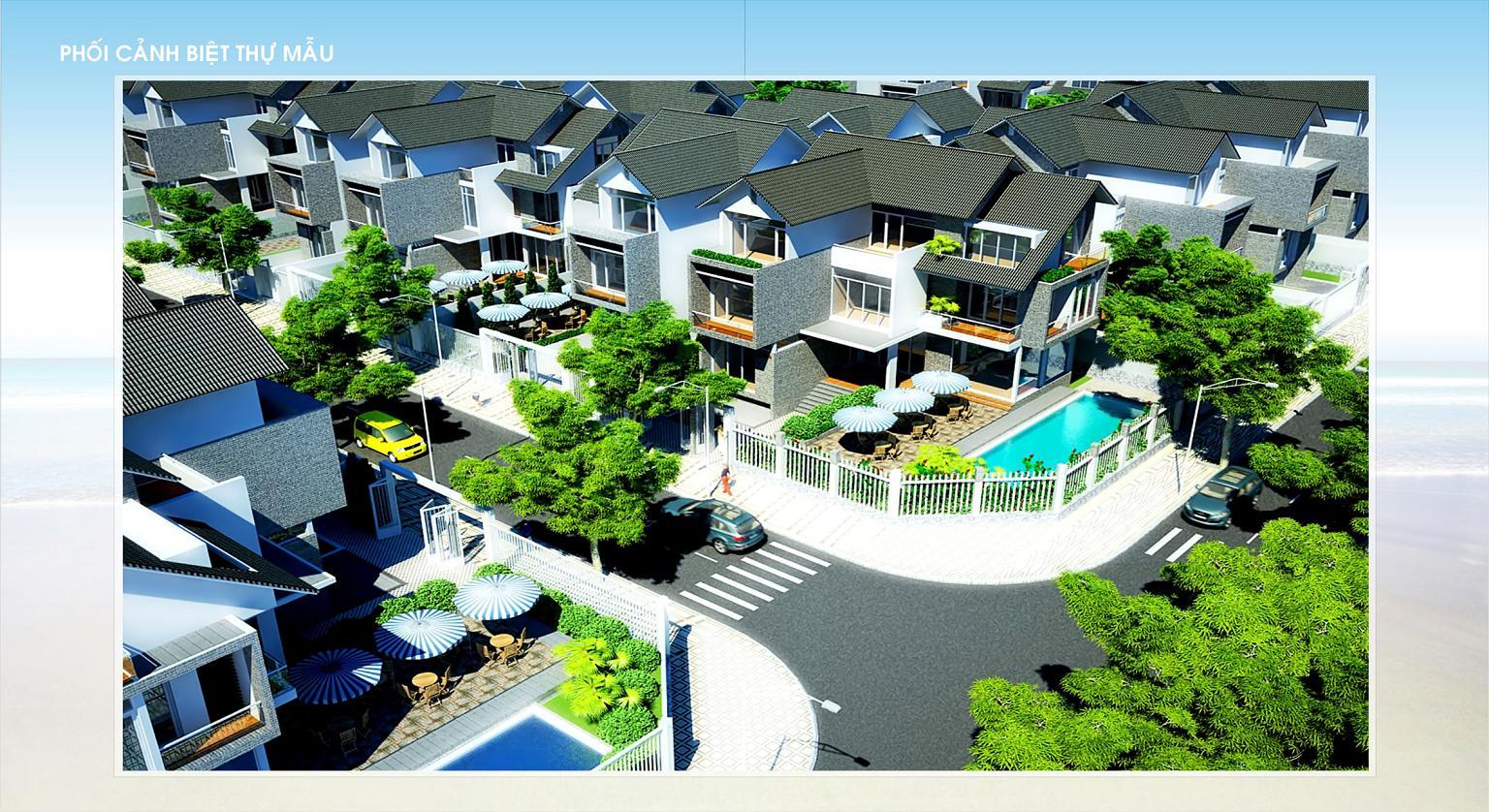 Khu biệt thự nghỉ dưỡng & Khách sạn The Long Hải (4)