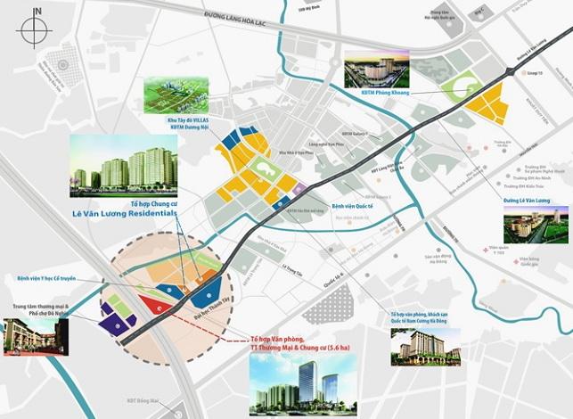 Khu nhà ở hỗn hợp HH02 - Residential Complex Nam Cường (2)