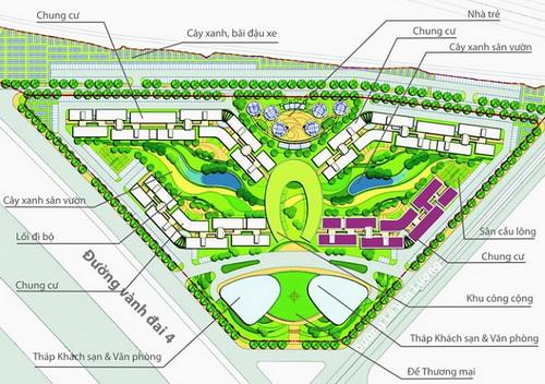Khu nhà ở hỗn hợp HH02 - Residential Complex Nam Cường (3)