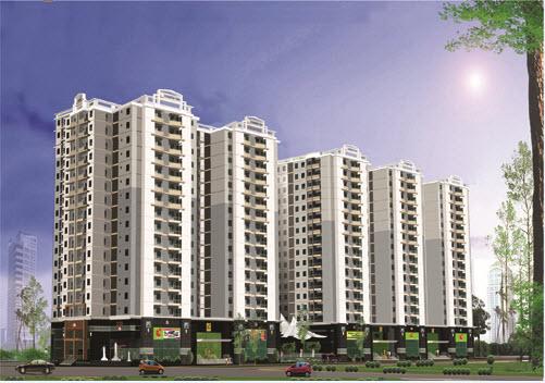 Khu căn hộ cao tầng Phú Thạnh (Phú Thạnh Apartment) (1)