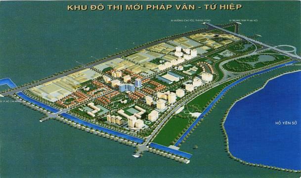 Khu đô thị Pháp Vân - Tứ Hiệp (1)