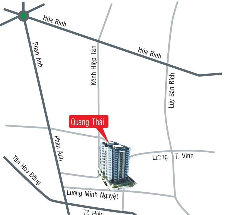 Quang Thái Tower (2)