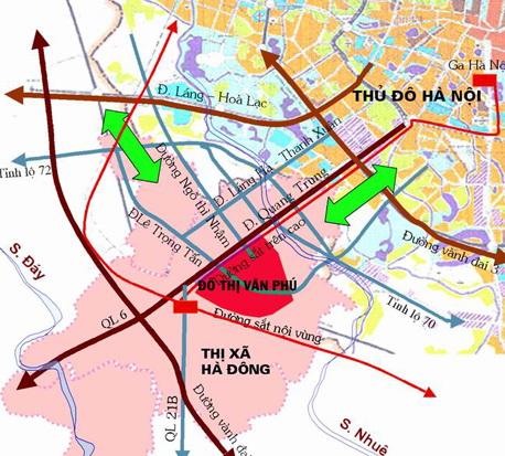 Khu đô thị mới Văn Phú (2)