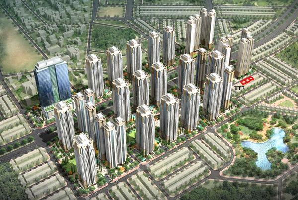Image result for khu đô thị văn phú