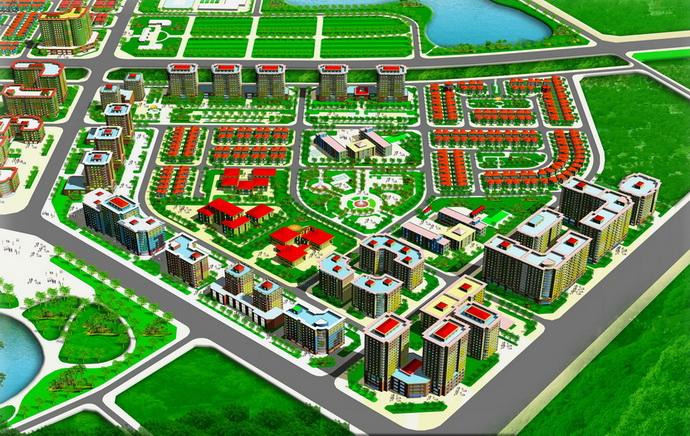 Khu đô thị Xuân Ngọc (1)