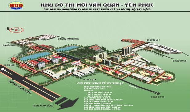 Khu đô thị mới Văn Quán - Yên Phúc (1)