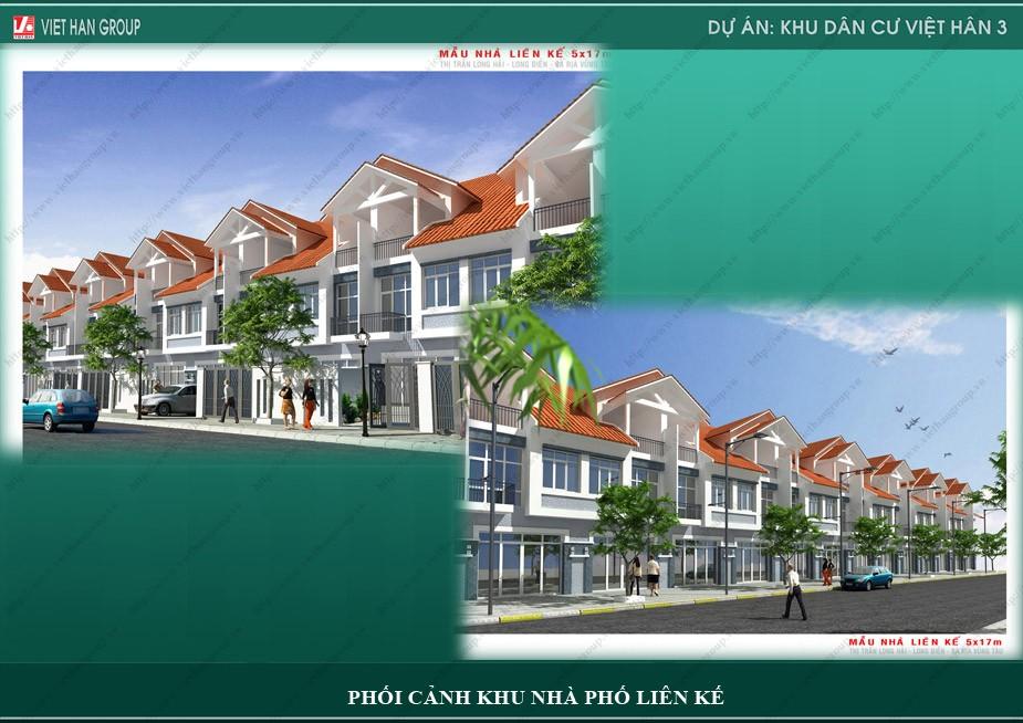Image result for Khu dân cư Việt Hân 5