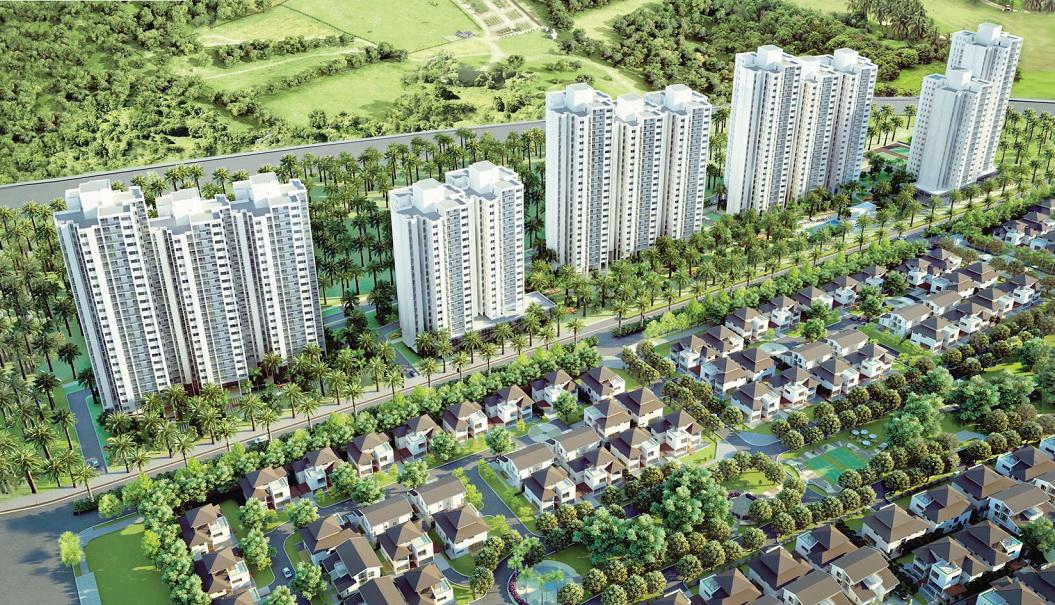 Image result for khu đô thị 5 sao phối cảnh