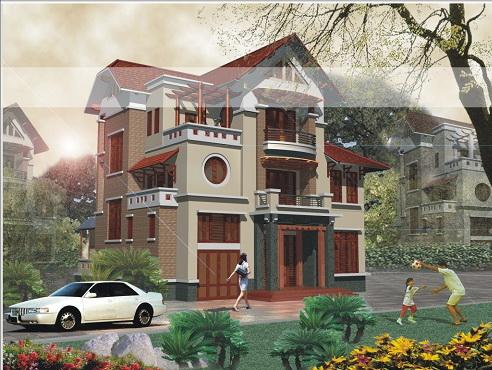 Khu đô thị mới Dương Nội (6)