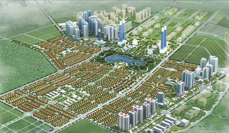 Khu đô thị mới Dương Nội (1)
