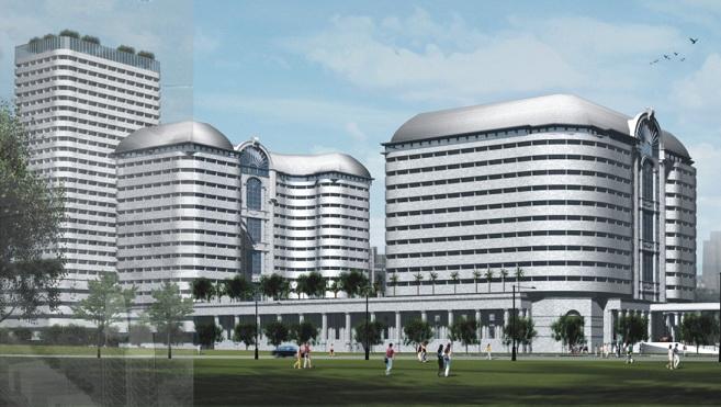 Khu đô thị mới Dương Nội (3)