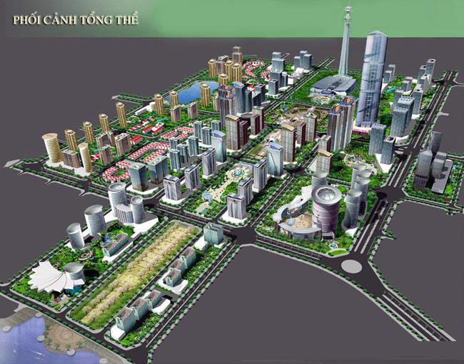 Khu đô thị mới Phú Lương (1)