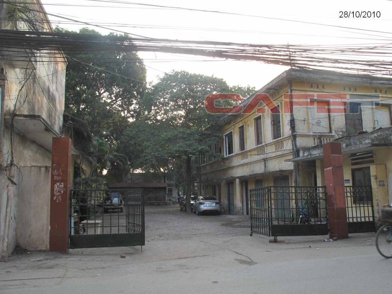 Dự án văn phòng và căn hộ cao cấp - 69 Vũ Trọng Phụng (2)