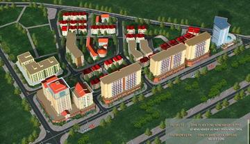 Khu đô thị Mễ Trì Thượng (1)