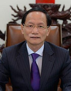 Ông Vũ Văn Tiền