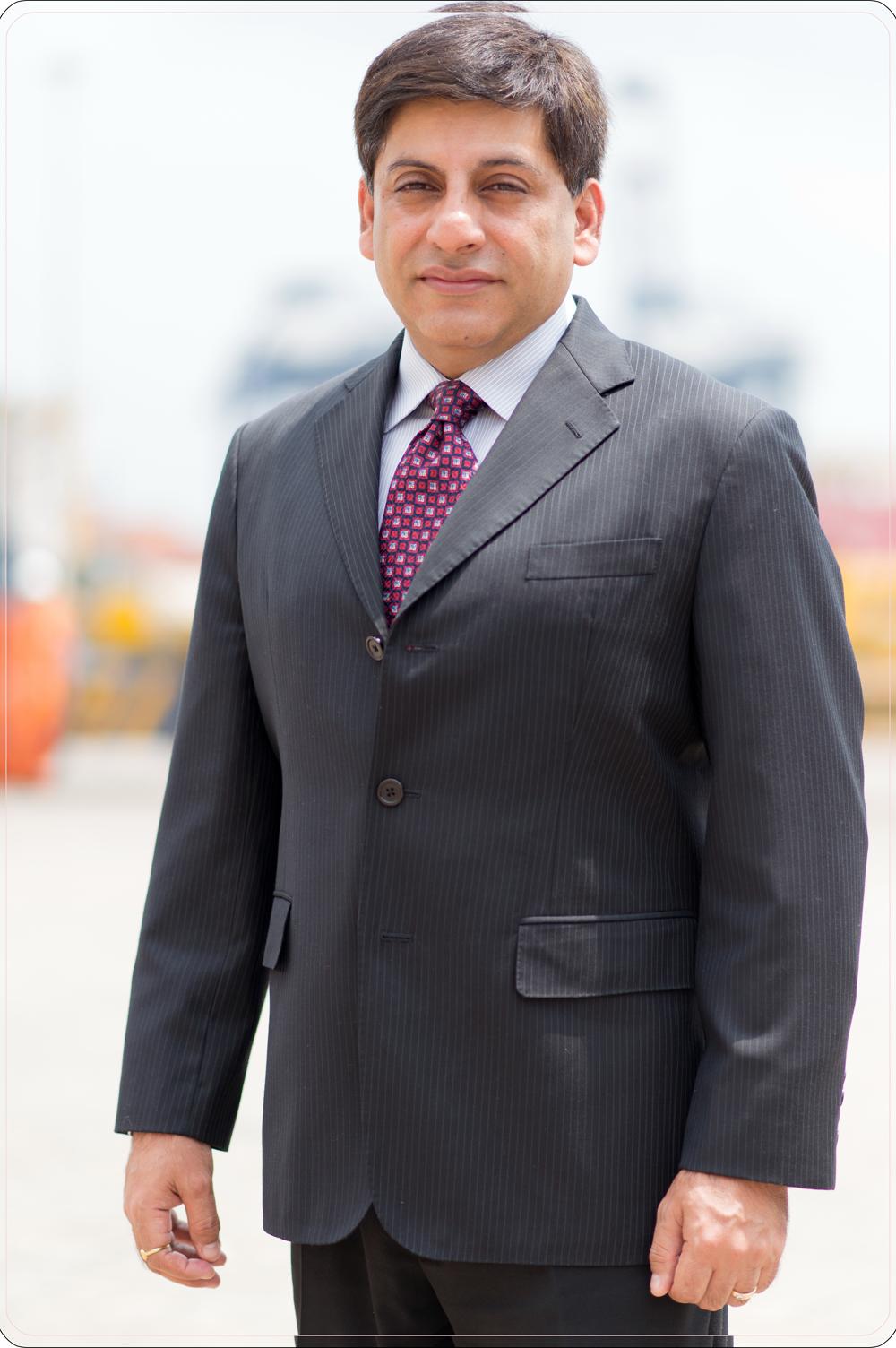 Ông Sanjay Mehta