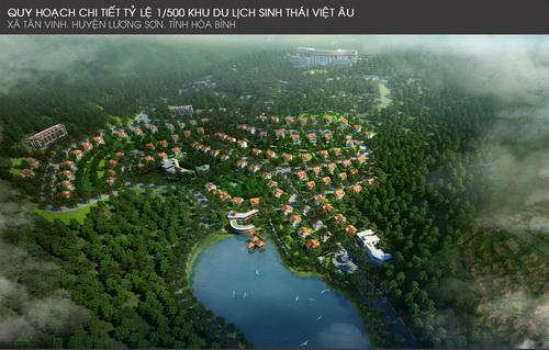 Khu đô thị sinh thái Việt Âu