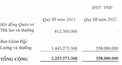 REE 9 tháng vượt 29% kế hoạch năm: Bà Mai Thanh đã chạm tay vào khoản thưởng