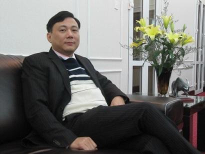 Chủ tịch HĐQT Alphanam: Xây dựng