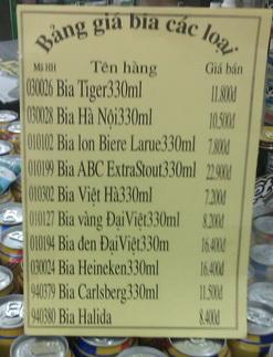 10 loại bia được tiêu thụ nhiều nhất tại Việt Nam (4)