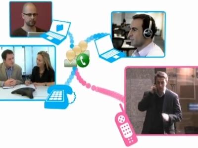 Kinh doanh thành công nhờ... Skype