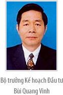 Tóm tắt tiểu sử các Phó Thủ tướng, Bộ trưởng và các thành viên khác của Chính phủ (10)