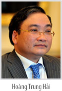 Tóm tắt tiểu sử các Phó Thủ tướng, Bộ trưởng và các thành viên khác của Chính phủ (1)