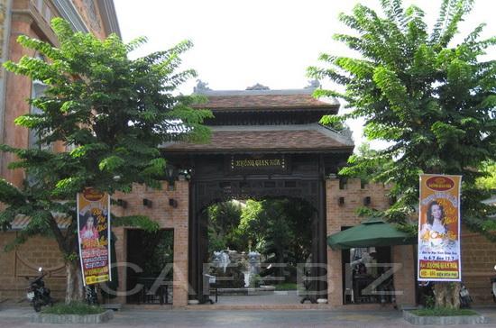 """""""Choáng"""" với quán cà phê có vốn đầu tư 470 tỷ đồng ở Đà Nẵng (1)"""