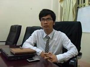 Lại Thế Long (sinh viên năm thứ 3, Trường ĐH Thương mại) - ông chủ của ClubVieclam.com.