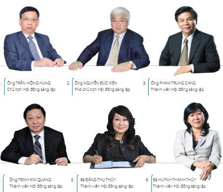 [Hồ sơ] Chân dung bầu Kiên - Đại gia bí ẩn và quyền lực ngành ngân hàng (2)