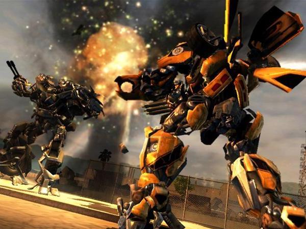 Трансформеры 2 : Месть падших / Transformers 2 : Revenge of the Fallen (200