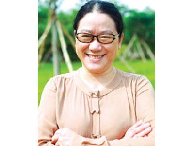 Bà Nguyễn Thị Ngọc Loan, Chủ tịch HĐQT Công ty Vĩnh Tường