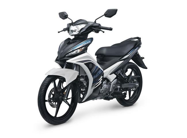 Yamaha ra mắt xe Jupiter MX phiên bản 2013 (1)
