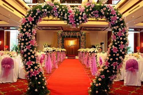 Đám cưới A-Z (1): Khảo sát những đại gia làm tiệc cưới VIP ở Hà Nội