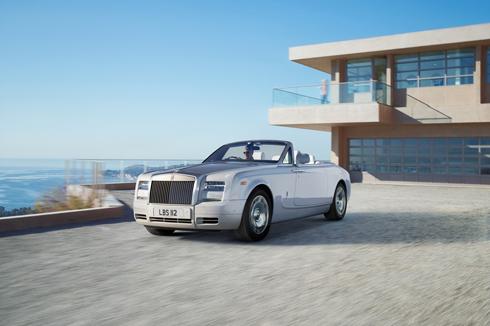Rolls-Royce làm mới Phantom 2013