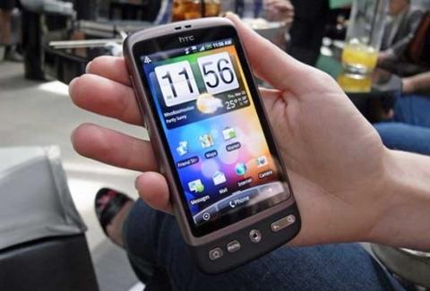 """HTC: Từ """"kẻ làm thuê"""" trở thành ông chủ lớn"""
