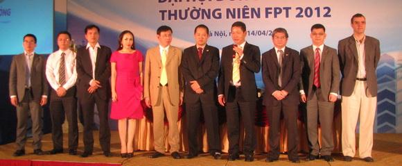Đại diện SCIC, Red River Holding và Orchid Fund được bầu vào HĐQT của FPT (1)