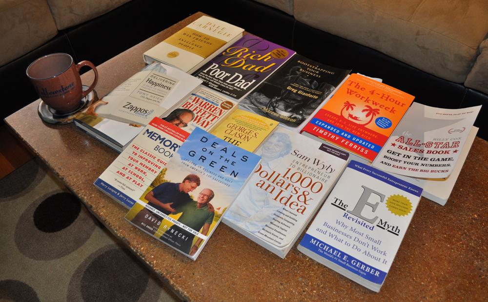 10 cuốn sách kinh doanh đáng đọc nhất năm 2012